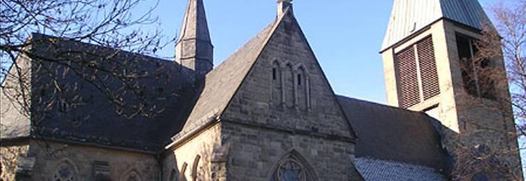 Die Kirche St. Raphael in Langerfeld