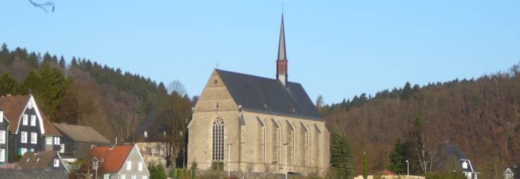 Die Klosterkirche St. Maria Magdalena in Beyenburg