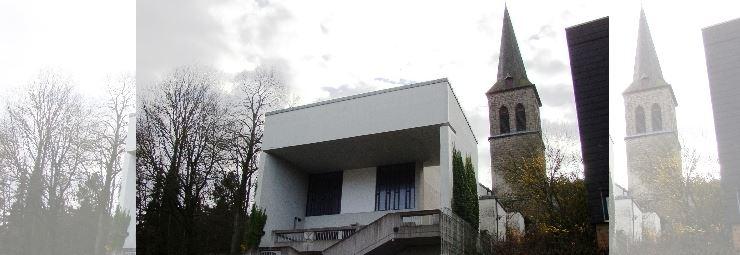 Die Kirche St. Petrus in Heckinghausen